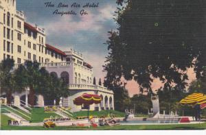 The Bon Air Hotel, AUGUSTA, Georgia, 1930-1940s