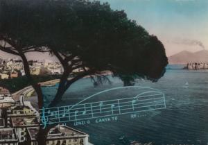 RP; Napoli, Campania, Italy, 1930s ; Incanto del Golfo