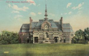 HARTFORD , Connecticut, 1900-10s ; Colt's Memorial