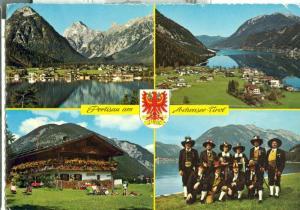 Austria, Pertisau am Achensee, Tirol, used Postcard