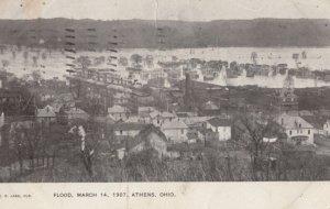 FLOOD , March 14, 1907 ; ATHENS , Ohio