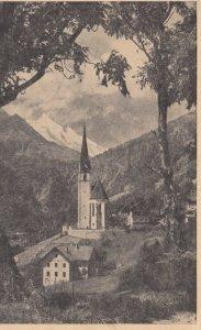 HEILIGENBLUT, Carinthia, Austria, 1900-1910's; Mit Grossglockner