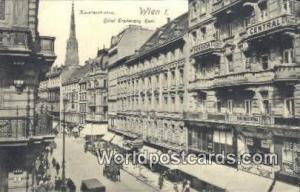 Wien, Vienna Austria, Österreich Karnterstrasse  Karnterstrasse