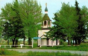 Alaska Kenia Early Russian Church