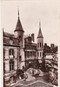 France Hotel de Vaulaisant Real Photo