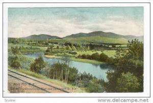 Twins Mountains. & Ammonoosuc, White Mountains, New Hampshire, PU-1907