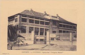 DAHOMEY . 1910s , COTONOU.-Agence des Chargeurs Reunis