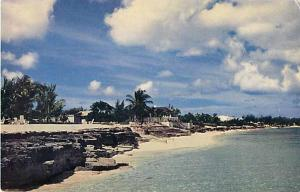Balmoral Club Beach, Nassau, Bahamas, Chrome