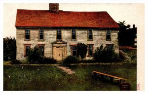 20328  RI Pawtucket  Lafayette's House