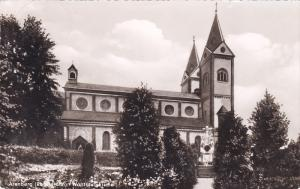 RP; Arenberg, (Roter Hahn) Wolliahrtskirche, Rhineland-Palatinate, Germany, 1...