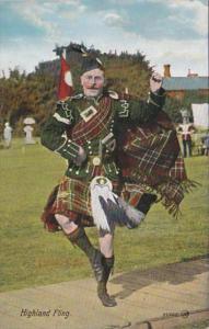 Scotland Dance The Highland Fling