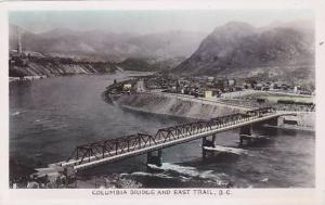 RP, Columbia Bridge and East Trail,  B.C., Canada, 00-10s