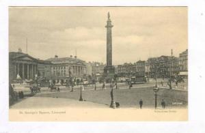 Liverpool, England , 00-10s ; St George's Square