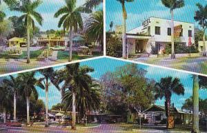 Florida Bradenton Hoosier Manor Motel Hotel Bradenton