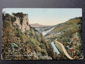Derbyshire: MATLOCK Switzerland View c1906 - Old Postcard