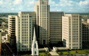 Louisiana New Orleans Charity Hospital