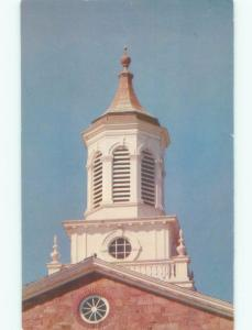 Pre-1980 THEOLOGICAL SEMINARY Princeton New Jersey NJ E2737