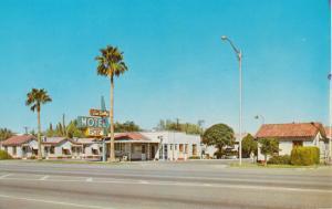 Mesa AZ - the Sun Valley Motel, 144 East Main Street, 1960s