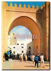 Postcard Modern Sfax Bab Diouan