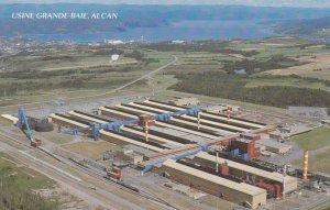 CANADA, PU-1987; Usine Grande-Baie, Alcan