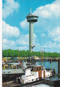 Netherlands Rotterdam Euromast