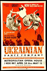 Ukranian Dance Company