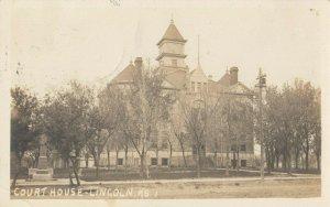 RP: LINCOLN , Kansas , 1911 ; Court House