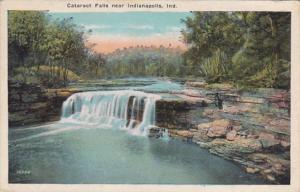 Indiana Indianapolis Cataract Falls