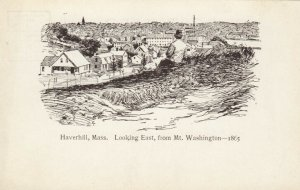 HAVERHILL , Massachusetts, 1900-10s; Looking East