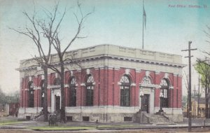 STERLING, Illinois, PU-1911; Post Office