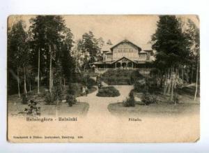 146200 Finland HELSINKI Folison Helsingfors Vintage postcard