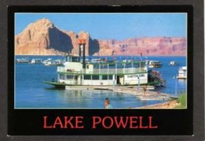 PAGE ARIZONA AZ Paddle Wheel Canyon King LAKE POWELL PC