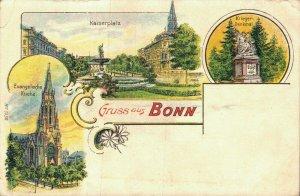 Germany Gruss aus Bonn 03.35