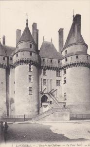 Entree Du Chateau, Le Pont Levis, LANGEAIS (Indre et Loire), France, 1900-1910s
