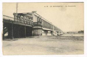 La Passerelle, Bordeaux (Gironde), France, 00-10s