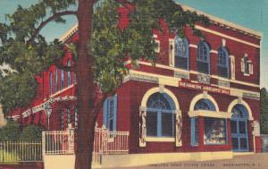 Hamilton Arms Coffee Shop , WASHINGTON D.C. , 1930-40s