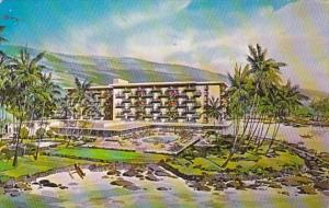Hawaii Keauhou Beach Hotel 1972