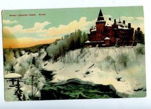 131653 FINLAND Hotelli Cascade Imatra HOTEL Vintage postcard