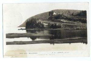 RPPC of Cape Hill Mulgrave Nova Scotia NS Canada