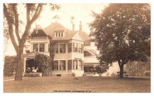 New Hampshire  Littleton , The Graywood Hotel   RPC