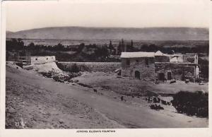 RP: Jericho , Elizah's Fountain , Palestine , 20-30s