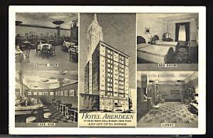 Hotel Aberdeen West 32nd Street New York City