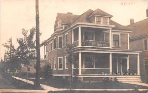 Residence Utica NY Unused