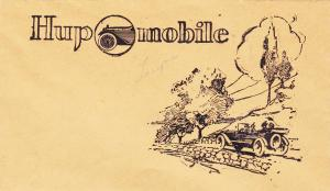 Ad Envelope for HUPMOBILE Automobile , 00-10s