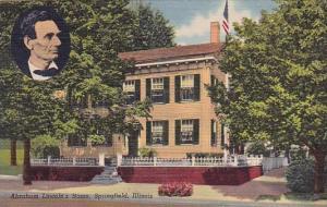 Abarham Lincolns Home Springfield Illinois