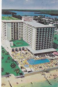 Marco Polo Resort Hotel , MIAMI BEACH , Florida , PU-1987