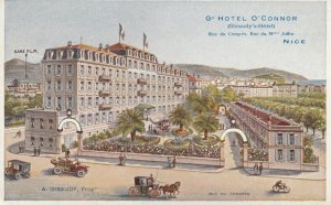 NICE , France, 1900-10s ; Gd Hotel O'Conner