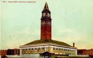 WA - Seattle. Union Depot