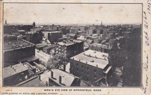 Bird's Eye , SPRINGFIELD , Massachusetts , PU-1905