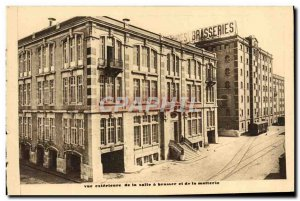 Old Postcard Brasserie Champigneulles Meurthe et Moselle General view